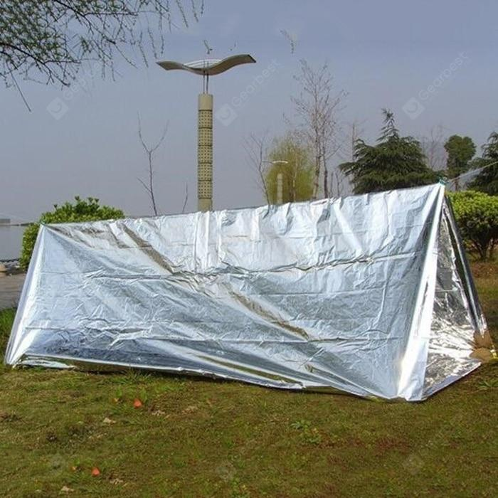 Wild Self-rescue Outdoor Emergency First-aid Tent