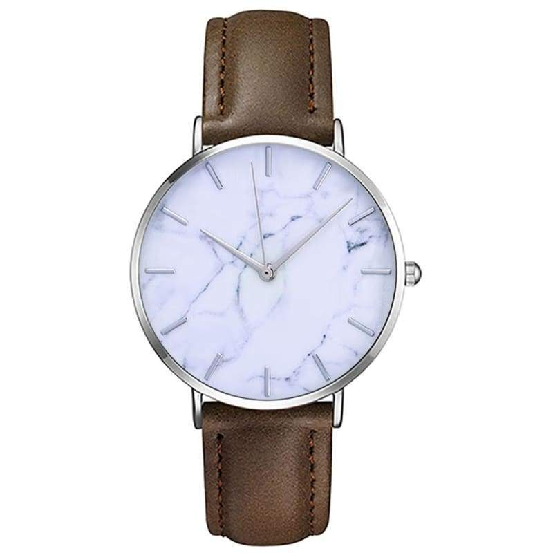 Fashion Men's Women's Classic Casual Quartz Watch