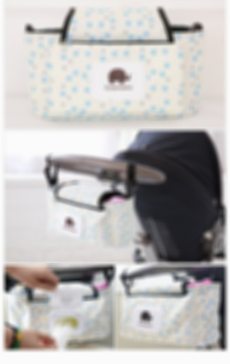 (Buy two Free  shipping)Stroller Pouch-Stroller Organizer