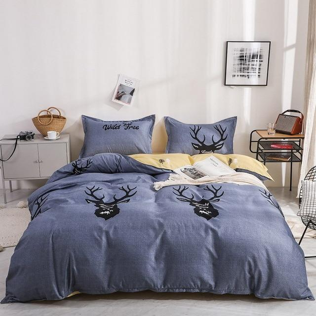 Luxury  Bedding Sets , Cotton/Polyester Duvet Cover .