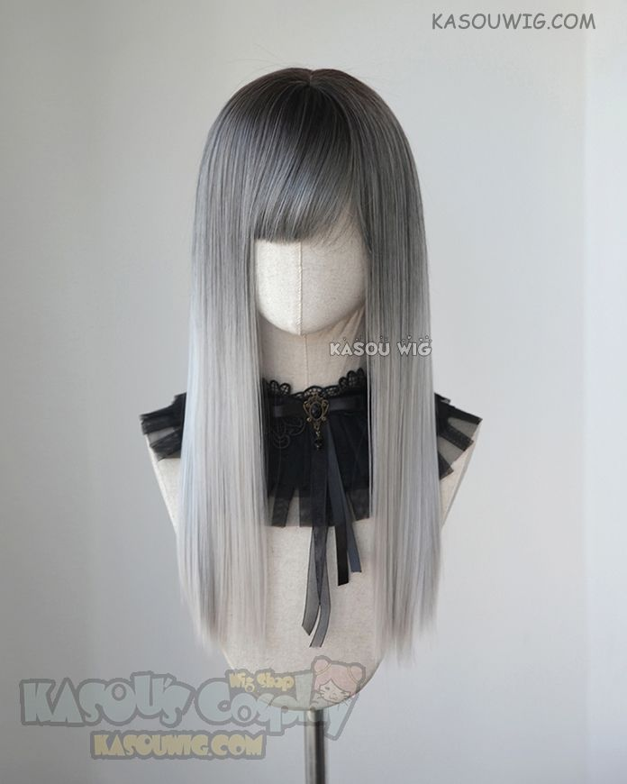 2020 New Gray Hair Wigs For African American Women Wig Price Post Malone Wig Closure Bob Wig Natsuki Wig West Kiss Wigs