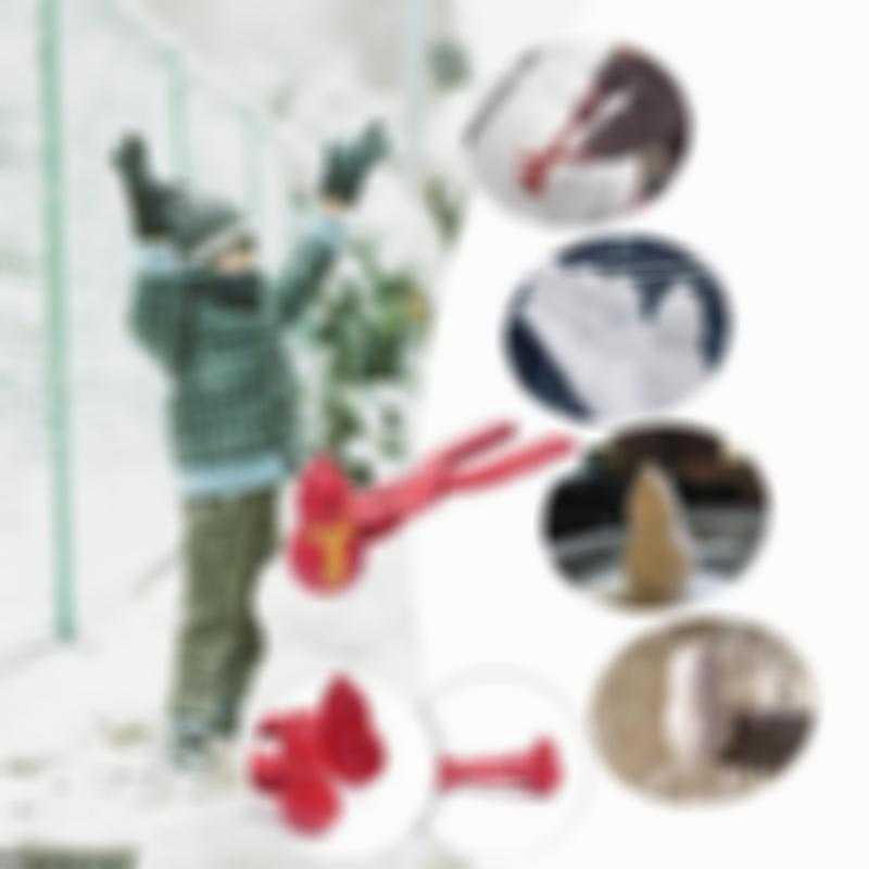 (Hot selling 50,00 items ) OUTDOOR SNOW BALL MAKER