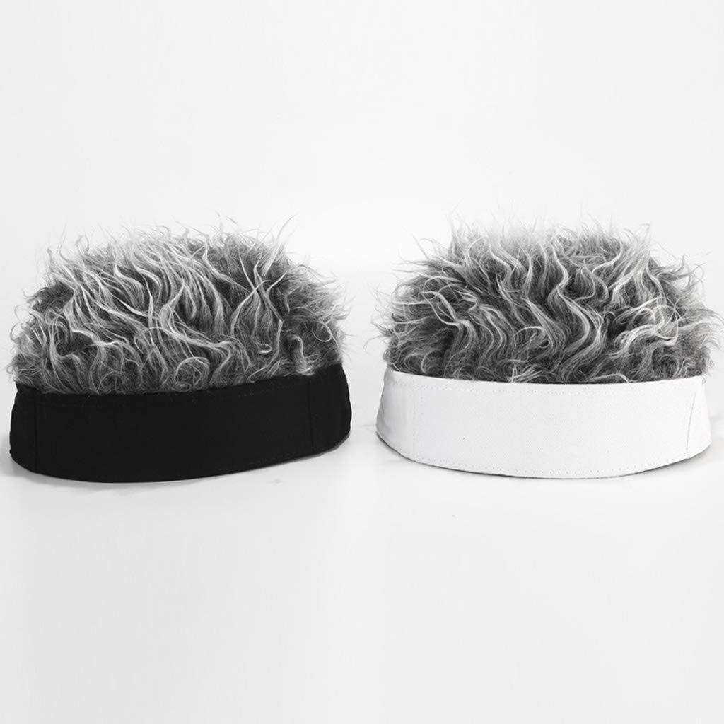 Christmas Sales - 60% Off - Jackyee Wig Landlord Hat