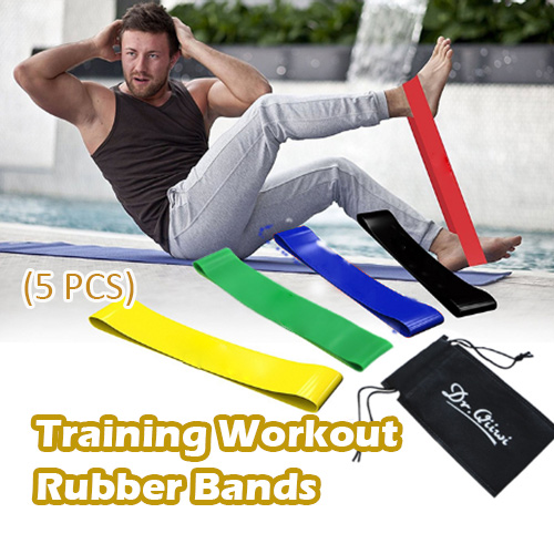 Resistance Elastic Loop | Training Workout Rubber Bands