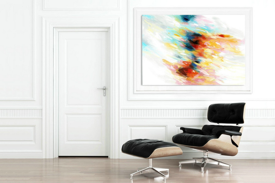 Abstract Canvas Original Paintings Abstract Paintings Wall Art for Luxury Interiors Living room decor Huge Size Art, Office Wall Art Pac178