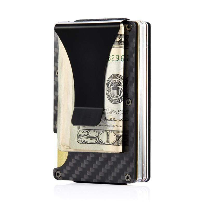 Magic Carbon Fiber Wallet