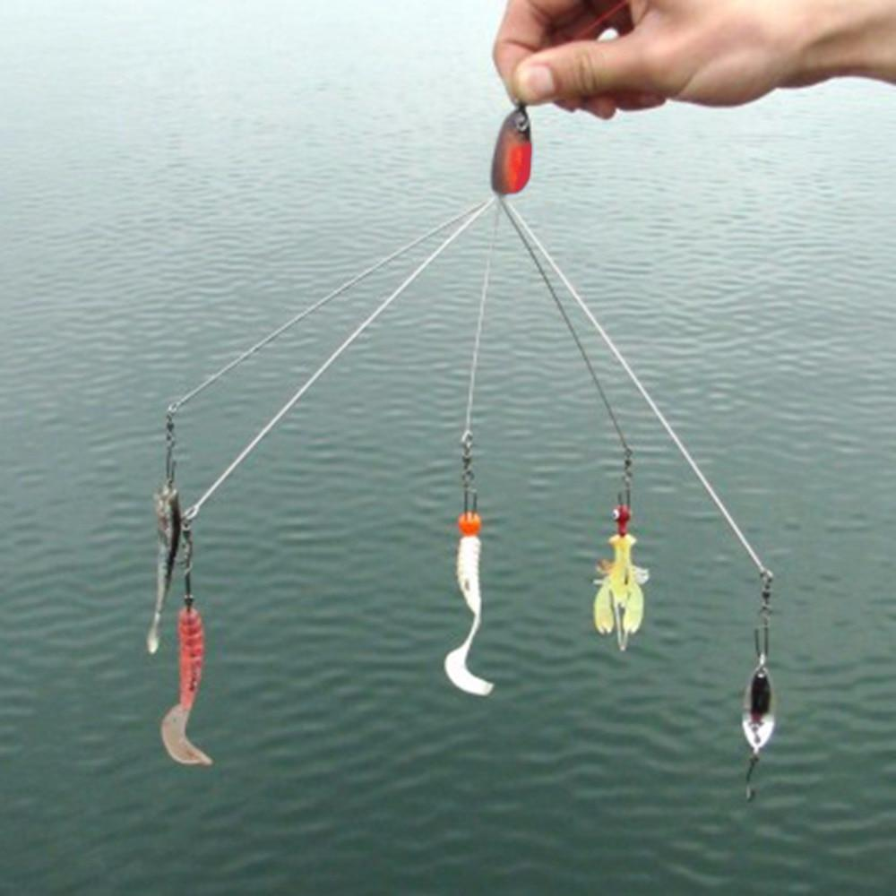 Sturdy Durable Convenient Fishing Hook Combination