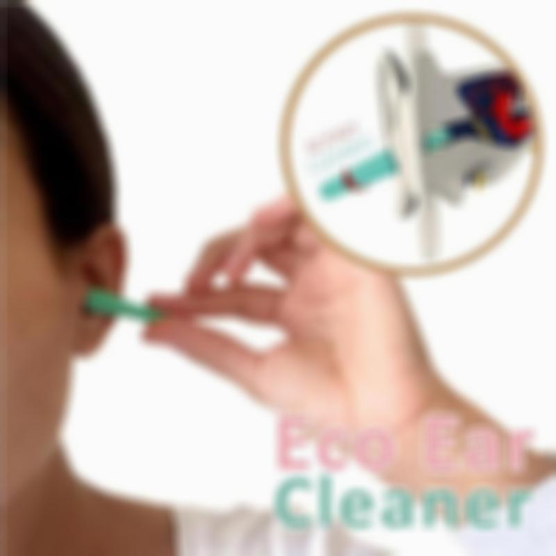SKRTEN Soft Eco-friendly Reusable Ear Wax Cleaning Remover for Adults/Kids