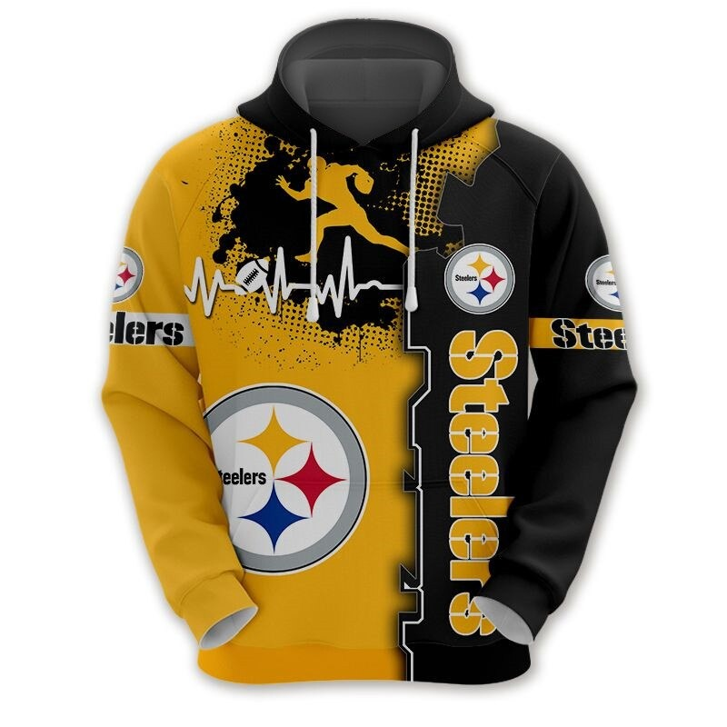 PITTSBURGH STEELERS 3D P01S