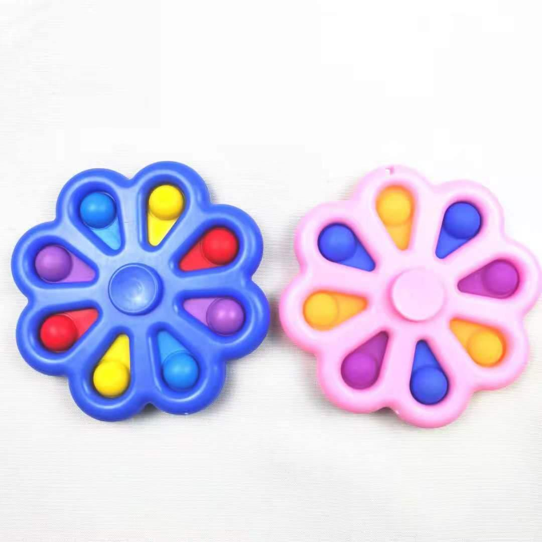 2pcs Dimple Spinner New color