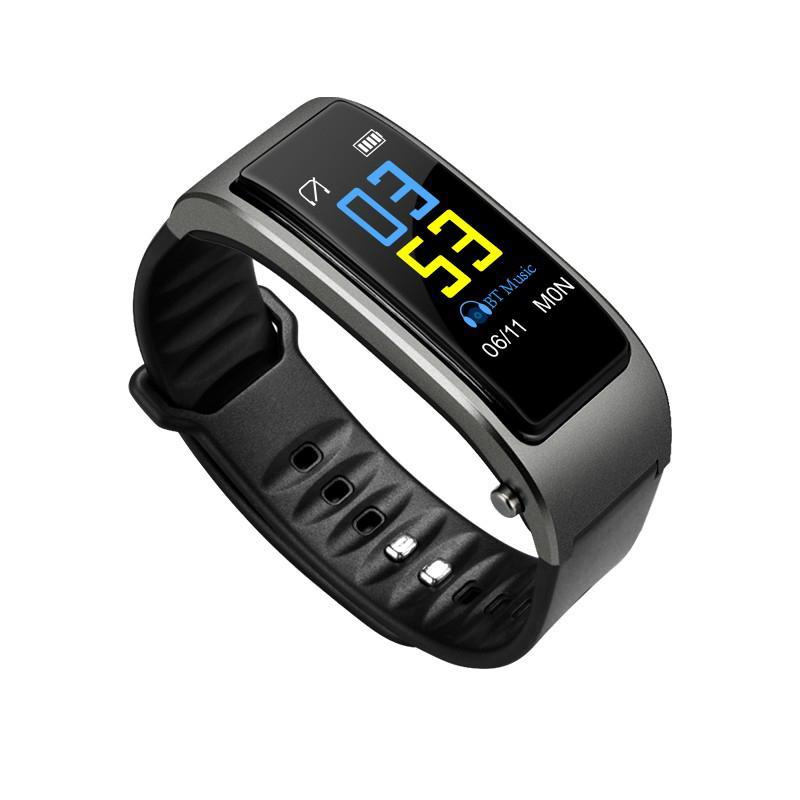 2in1 Smartwatch with Bluetooth Earphone