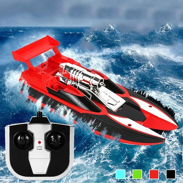 Yacht Speedboat Remote Control Toy