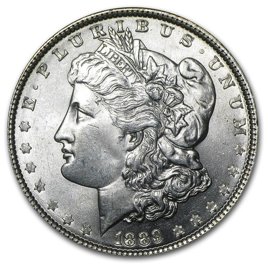 Classic collection-Morgan Silver Dollar Coin (1878-1921,Good )