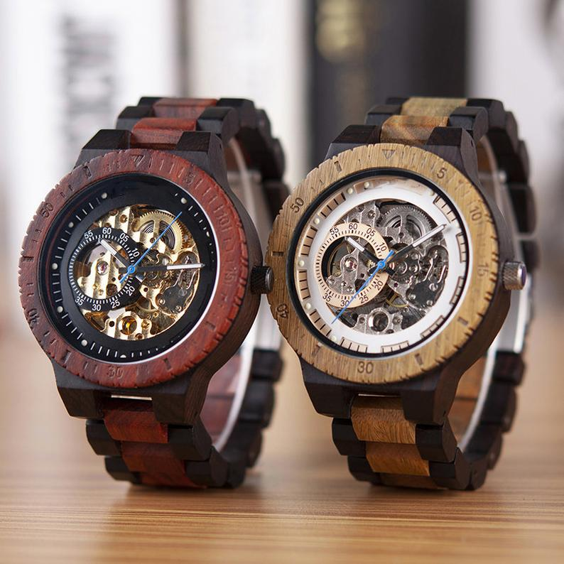 Wood Watch | Groomsmen Watch | Gift for Boyfriend | Gift for Anniversary | Gift for Husband