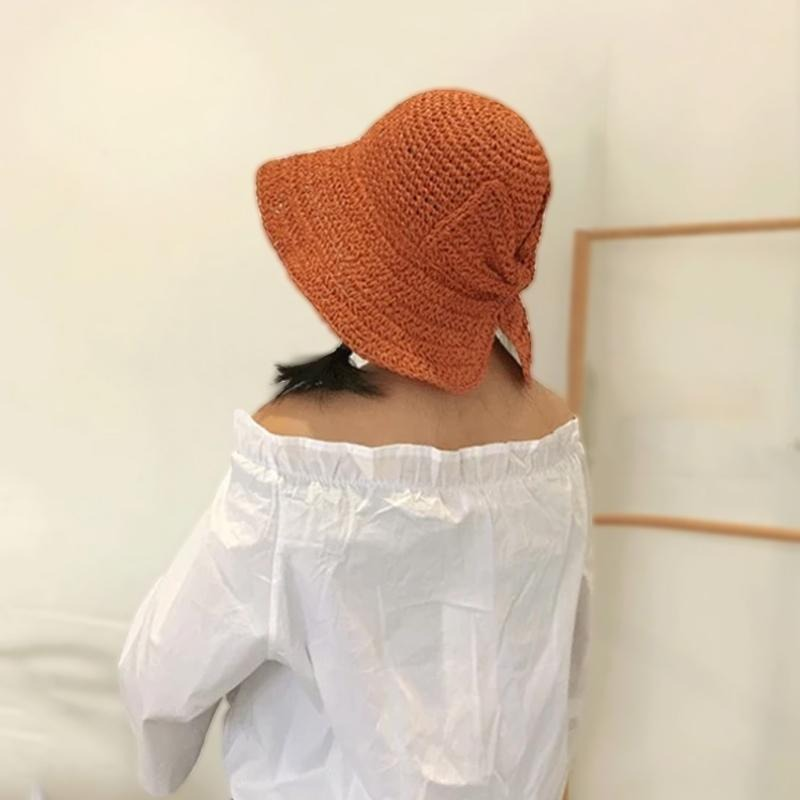💥Early Summer Hot Sale 50% OFF💥Brim & Bow Summer Hat (BUY 2 FREE SHIPPING)