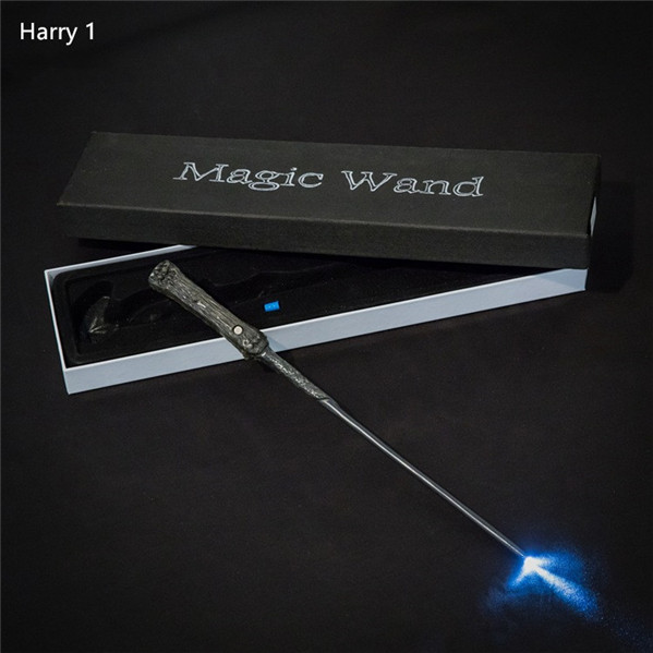 14-Inch Harry Potter Illuminating Wands. in Stock