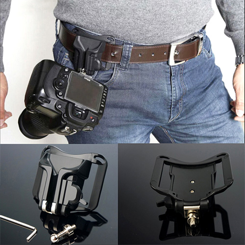 (Father's Day Sale) Strap Quick Shot Waist Buckle