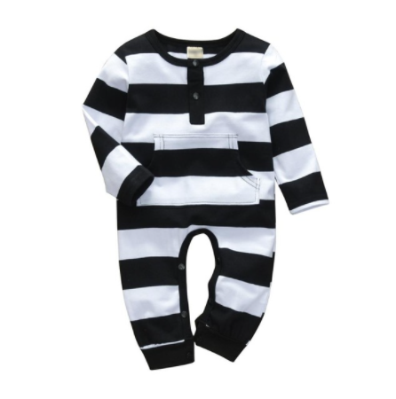 Baby Boys Girls Romper Cotton-BR025