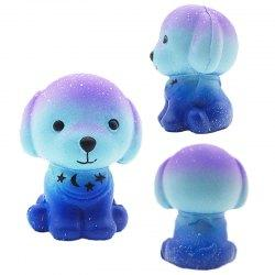 Star Puppies Slow Rebound Children's Squishy Toy - Blue