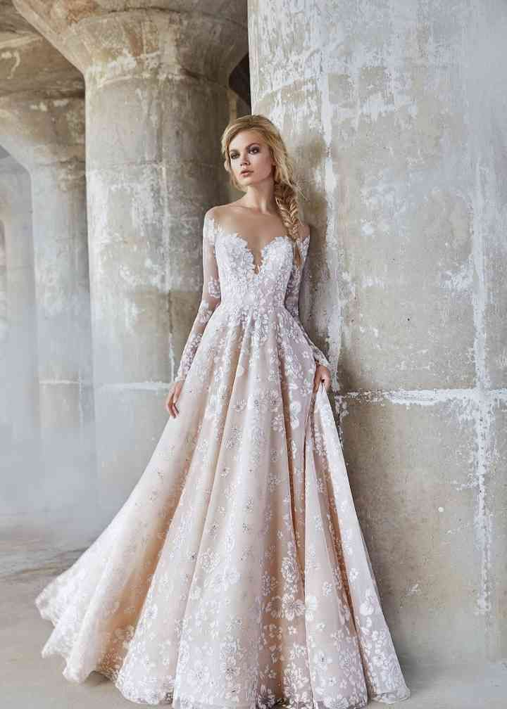 2020 Best Wedding Dress New Dress Reception Dress For Bride Bella Twilight Wedding Dress