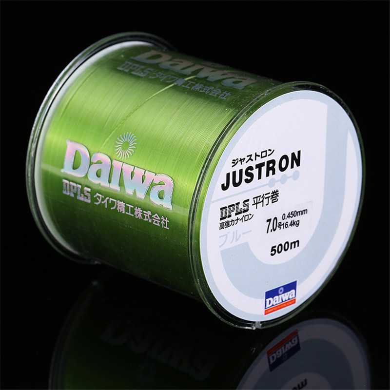 High Quality Multiple color 500m Super Strong Fishing Line