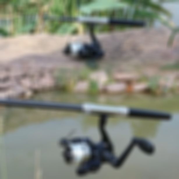 Pocket Fishing Rod-Great for your Travel & Next Adventure !!