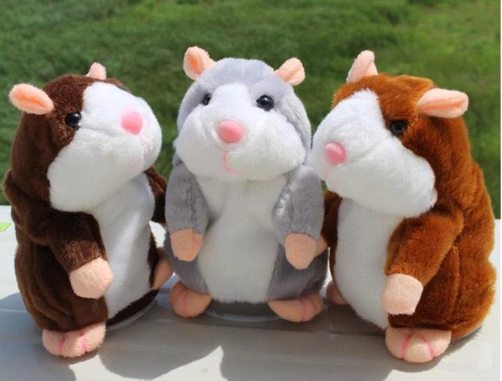 Claim Your $21.95 Talking Hamster Toy Right Now For 45% OFF!