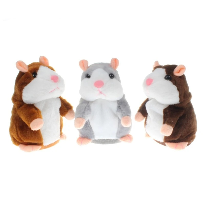Funny Hamster Toy by ORANGE BABY