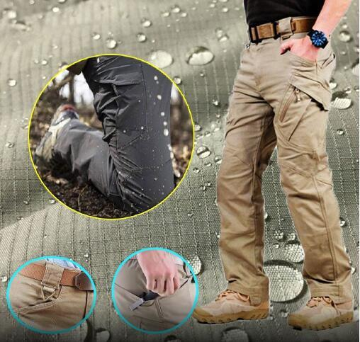 Last day promotion-60% OFF-Tactical Waterproof Pants- (Buy 2 can Get a free Army Knife)