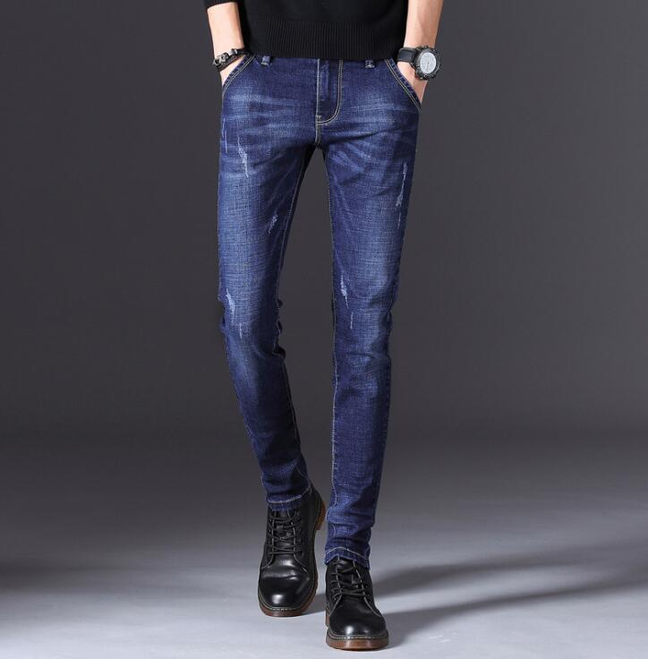 2020 Stretch Stylish Comfortable Soft Top Quality JJeans For Men Casual Denim On Hot Sales