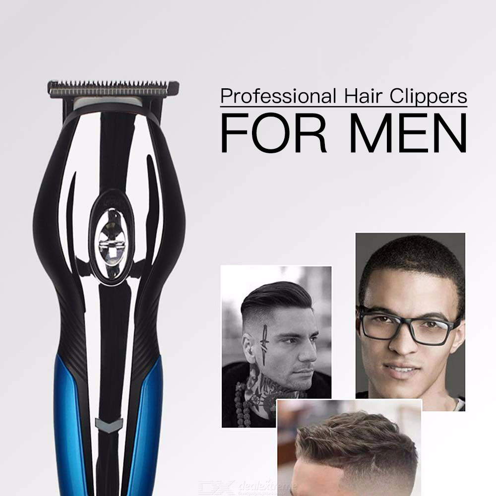 6 in 1 USB Rechargeable Hair Clippers For men