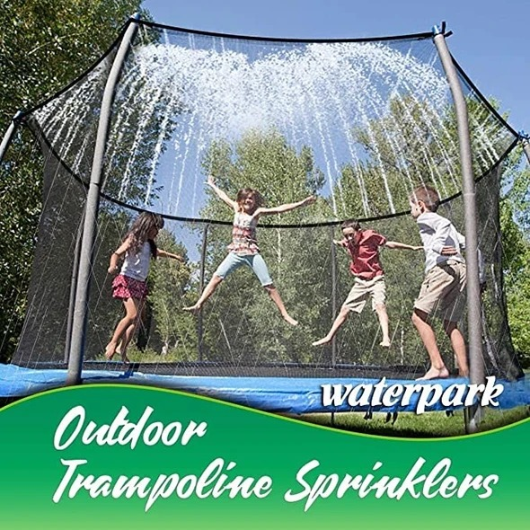 (❤️2021 Spring Flash Sale - 50% OFF) Trampoline sprinkler