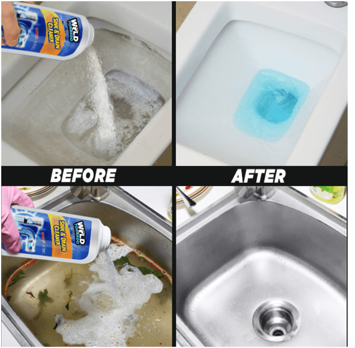 (Buy 1 Get 1 Free) Magic Pipe Cleaning Powder-HOT SALE