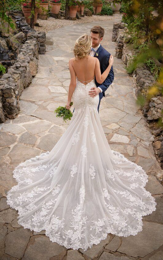 Lace Wedding Dresses 2020 New 715 White Floral High Low Dress Outfit Of The Day Blue Lace Dresses For Wedding Best Wedding Dresses 2019 Divisoria Wedding Gown Proper Wedding Attire