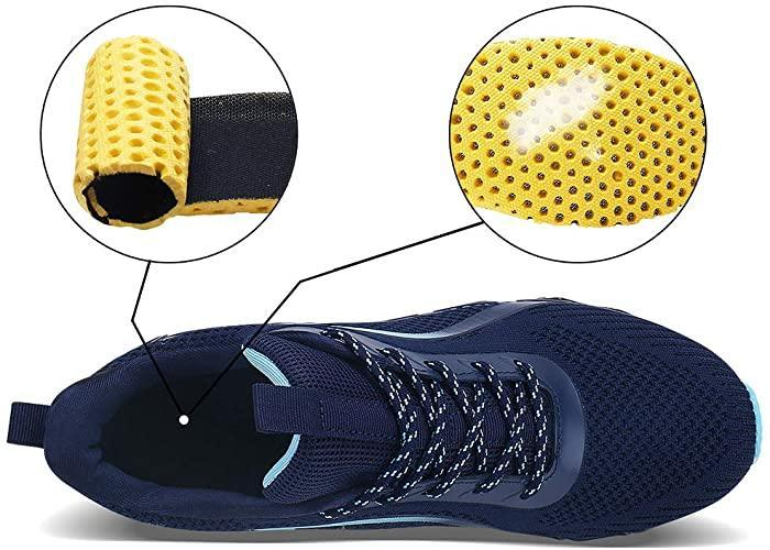 (Fast Shipping)Athletic Shoes Mesh Blade Running Walking Sneaker