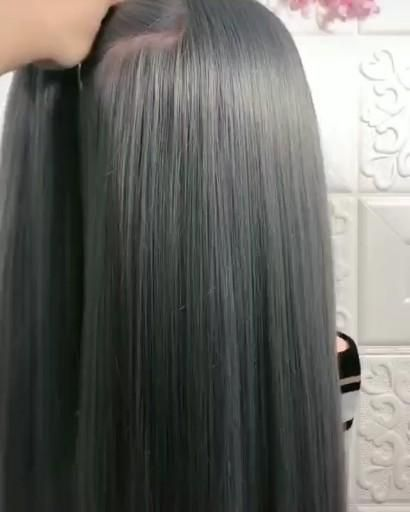 2020 New Gray Hair Wigs For African American Women White Blonde Wig Lol Doll Wigs Good Cheap Wigs Mens Wigs For Sale Silver Rinse For Grey Hair