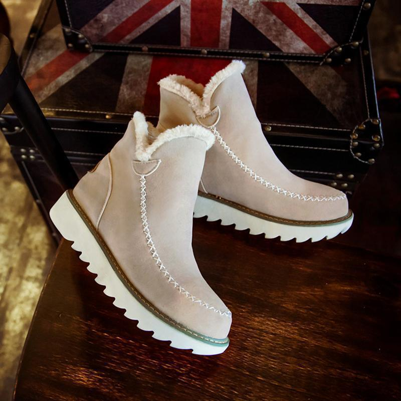(🔥HOT SALE 🔥)2019 This autumn and winter new boots