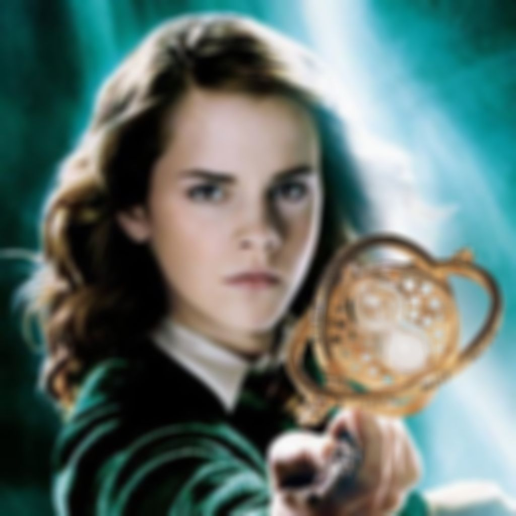 Buy 1 Get 1 FREE: Hermione's Time Turner Necklace