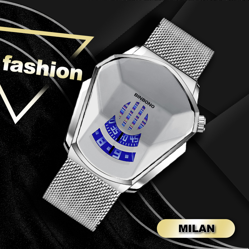 💥New Year 50% OFF-Sale💥 2021 Diamond Style Quartz Watch for Men & Women, Buy Two Free Shipping