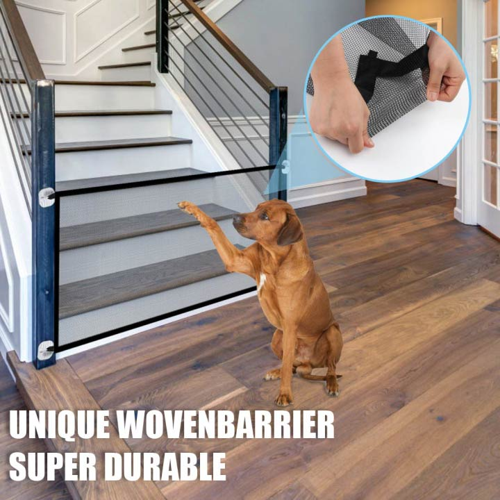 (Buy More,Save More)Portable Kids & Pets Safety Door Guard