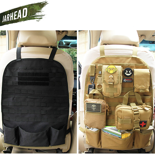 (50% OFF)Tactical Car Seat Back Organizer