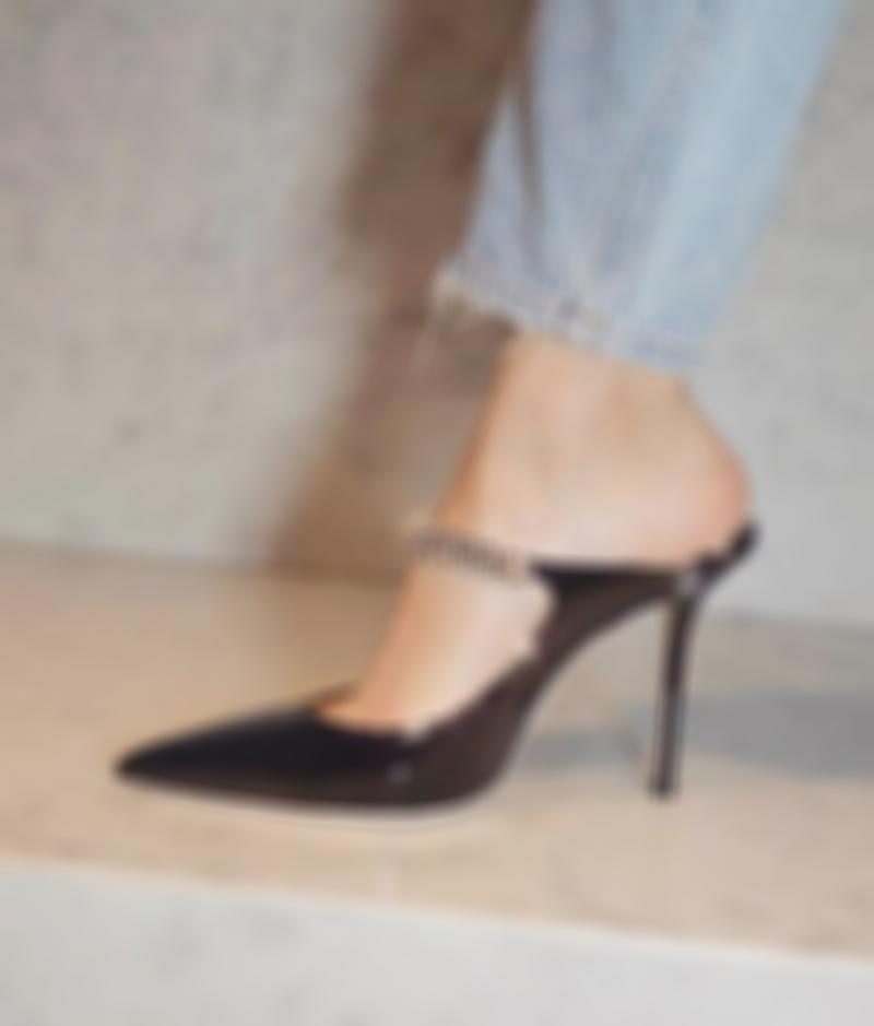 Fashion Women High Heels Ladies Footwear High Cut Shoes For Ladies Nude Colour Shoes Latest Shoes For Ladies 2019 Red Mid Heel Shoes