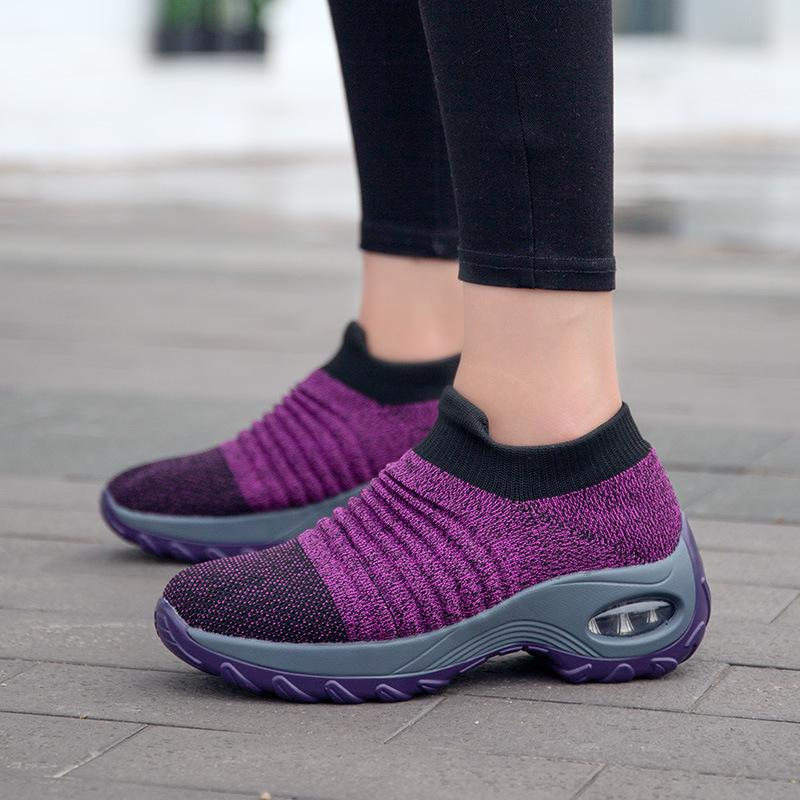 HOT SALE: Women's Walking Shoes Sock Sneakers