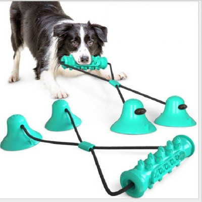 DOG SILICONE SUCTION CUP