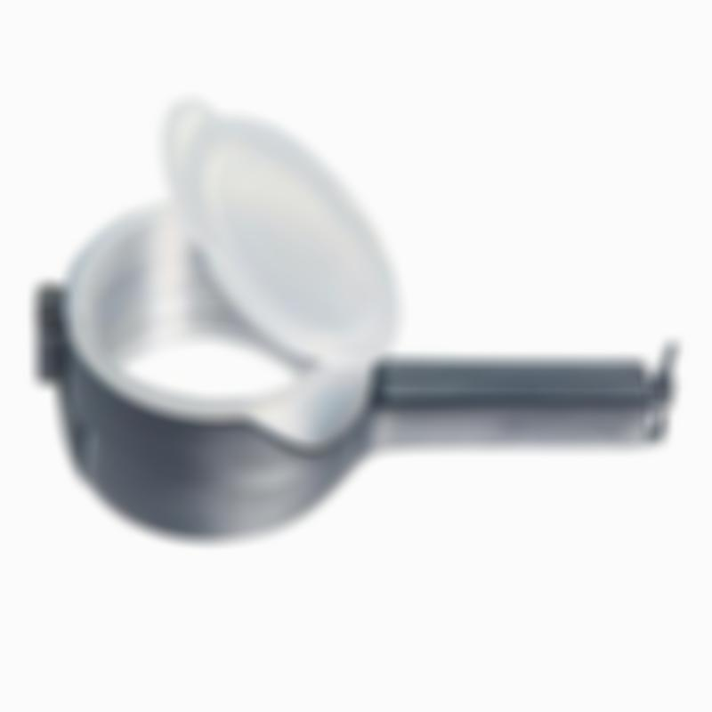 Food Sealing Clip Snack Clamp with Large Discharge Nozzle