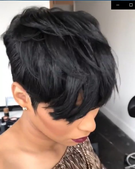 New Fashion Summer Natural Pixie Cut Wig
