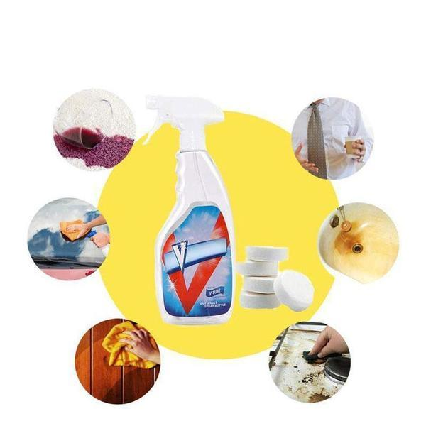Ahome7 - Multifunctional Effervescente Spray Clearer for Home Cleaning