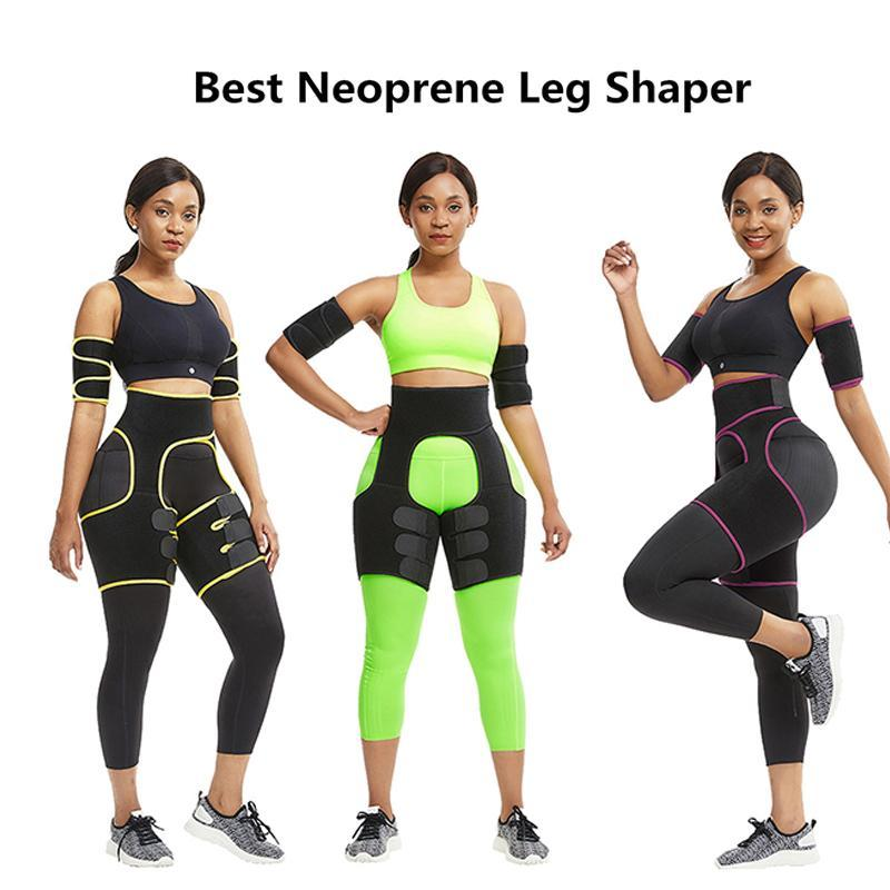 High Waist Slim Thigh Shapers Trimmer and Butt Lifter