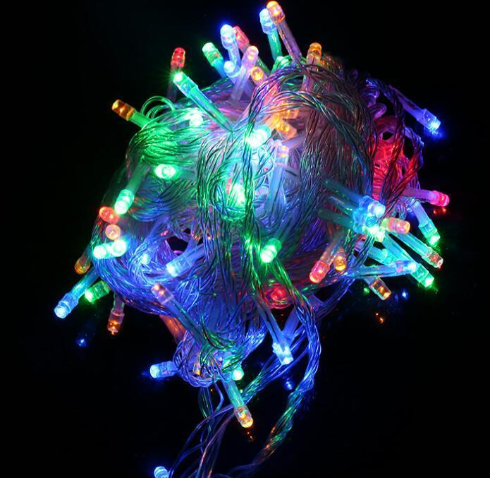 【-60% OFF-】LED string Fairy lights holiday Wedding Christmas decoration Waterproof led