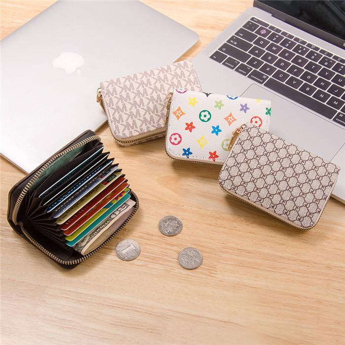 Anti-Theft Swiping ID Card Holder Bag Wallet
